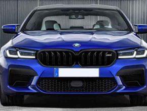 Машины BMW готовят для рынка двумя новыми моделями M5 и M5 Competition