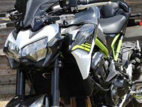 Мотоциклы Kawasaki будущего оснащают системой «понимания»