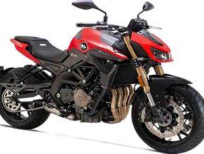 Мотоцикл модели «QJ SRK 600» обещает появиться на рынке в ближайшее время