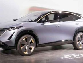 Nissan Ariya – новый электрический кроссовер как противник модели Tesla Y