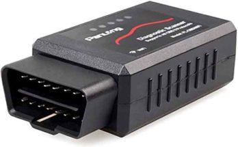 OBD-II сканер автомобиля или диагностика системы через Raspberry Pi