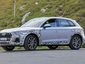 Производитель автомобилей Audi планирует обновить модель Q5 2021