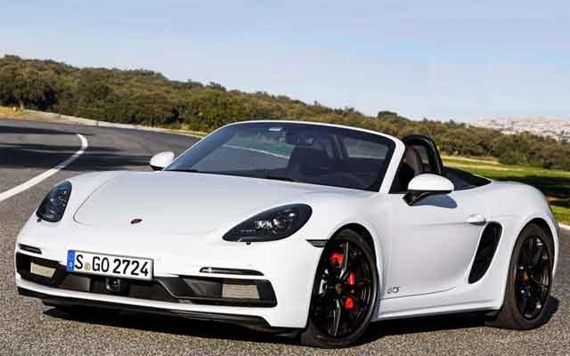Porsche Boxster и Cayman дополняются стандартным оборудованием