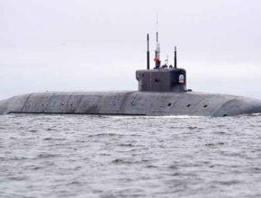 Князь Владимир (К-549): уникальная АПЛ России заступает на службу