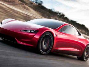 Tesla Roadster – ракетный двигатель и реальные представления на транспорт