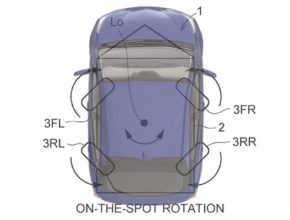 Toyota получила добро на патент по индикаторам разворот танка