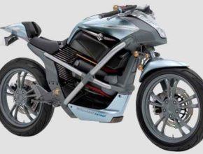 Водородные мотоциклы пытаются разработать японские инженеры