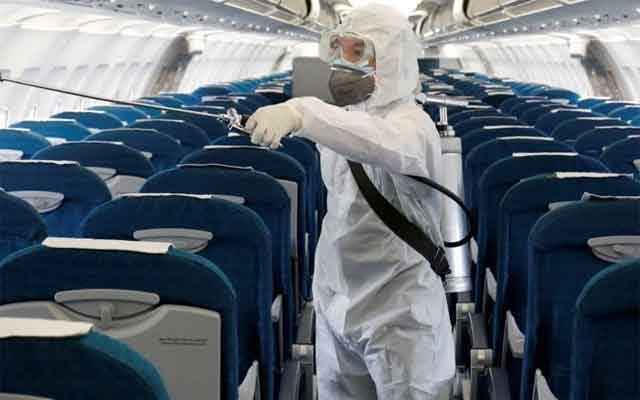 Самолёты оснастят новой системой фильтрации для защиты от COVID-19