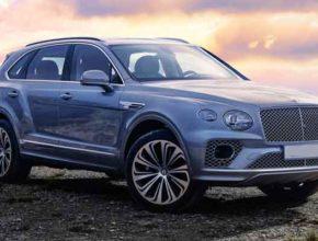 Bentley Bentayga – безупречный и роскошный решили обновить