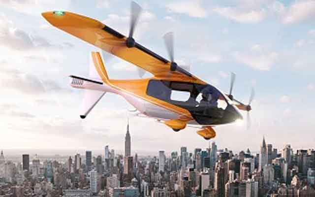 Воздушное такси Dufour Aerospace успешно прошло испытания