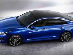 Седан Kia K5 – выпуск 2021 года роскошный и навороченный готов к продаже
