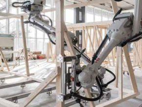 Машины роботы: перспективные инновации для строительной сферы
