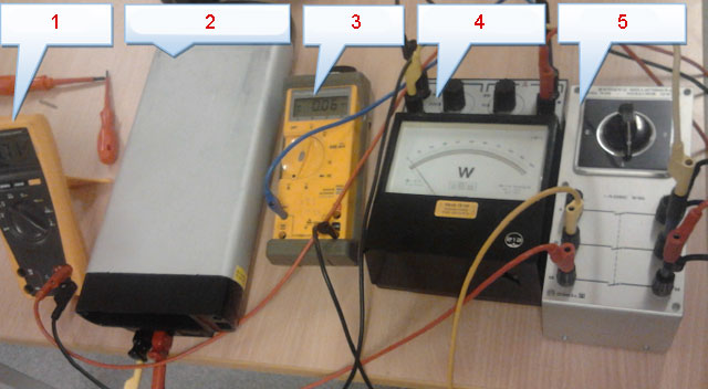 Электрические велосипеды - набор тестирующих приборов для АКБ