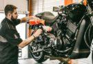 Мотоциклы: настройка и обслуживание системы + регулировки и тестирование