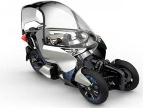 Мотоцикл Yamaha совершенно новой концепции может появиться скоро