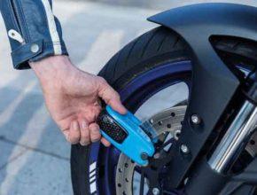 Abus Granit Detecto 8078 SmartX – интеллектуальная защита мотоциклетной техники