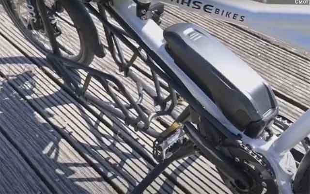 Велосипед ebike Pino немецких инженеров тандемного исполнения