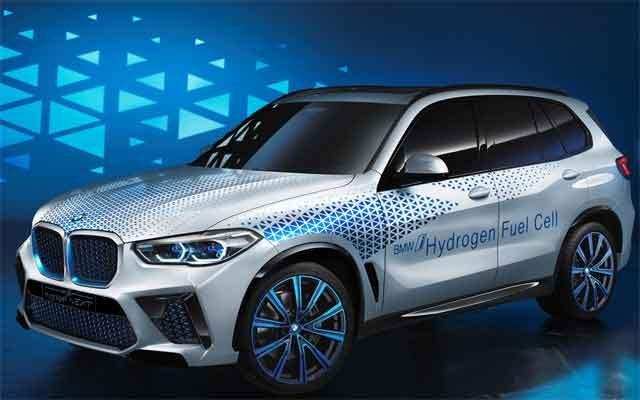 Водородные машины обещает производить фирма BMW к началу 2022 года