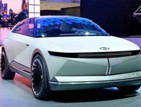 Корейская модель Ioniq претендует на ближайшее автомобильное будущее