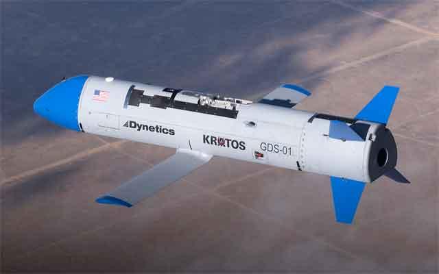 Беспилотный летательный аппарат Gremlins X-61A вновь успешно испытали