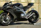 Безымянный электрический мотоцикл Honda нашли в новом патенте