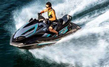 Гидроцикл (водный мотоцикл) – конструкция техники и принцип действия