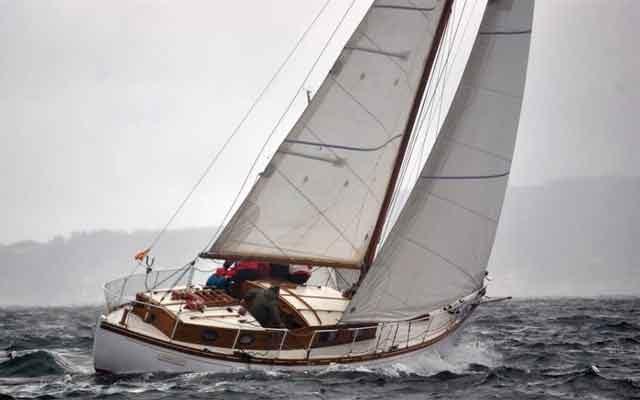 Парусные лодки: теория движения судна по ветру + критерии быстрого хода