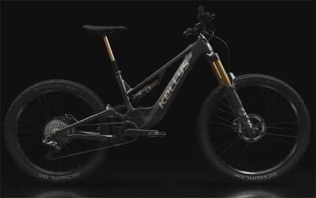 Велосипед Theos F как самый прочный и лёгкий байк сделали инженеры