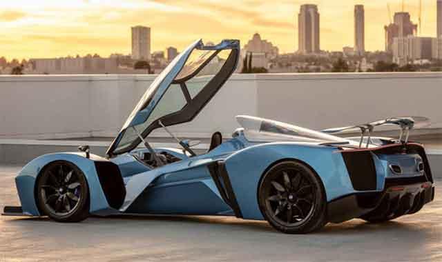 Самые мощные автомобили мира - конструкция Delage D12