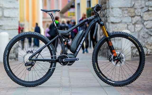 Велосипед Commencal Meta Power с новым электродвигателем EP8