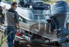 Гребные винты лодочных моторов: конструктивные особенности на подбор