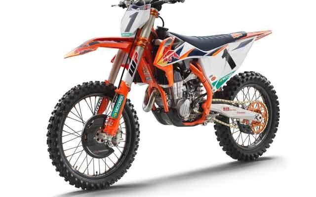 Мотоцикл KTM 450 SMR – образ суперкроссовых и мотокроссовых машин