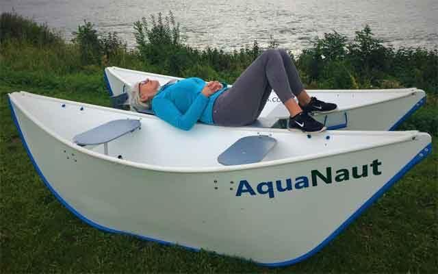 Конструкция AquaNaut 270 – уникальное водное транспортное средство