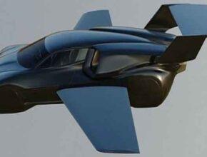 Летающий автомобиль: конструкция техники класса VTOL для частного сектора