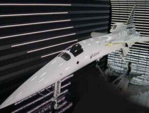 Самый быстрый авиалайнер XB-1 пытается воспроизвести Boom Supersonic