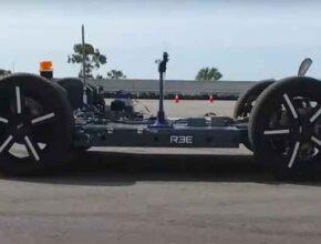 Ультрамодульные шасси электромобилей выходят на первый план разработок
