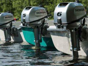 Подвесные лодочные моторы: особенности обслуживания и эксплуатации