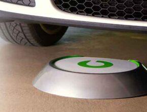 Беспроводная зарядка электромобиля и других транспортных средств