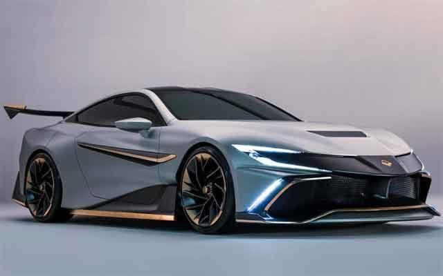 Машина Naran Automotive – суперкар на уровне интригующей модели GT3