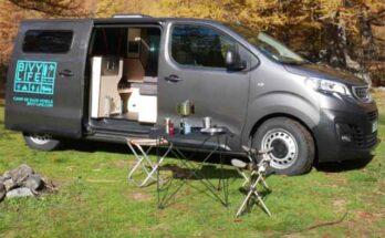 Дома на колёсах: кемпинг французской фирмы Bivy Life