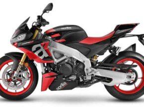 Новые модели мотоцикла Aprilia RSV4 1100 + Factory