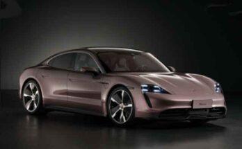 Новый Porsche Taycan начального уровня желающим