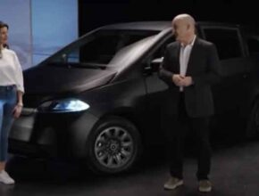 Прототип электромобиля Sion от стартапа Sono Motors