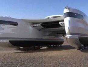 Супер яхта Pagurus фирмы Lazzarini ходом крабмаран