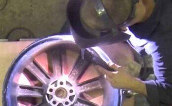 Трещина обода колеса – варить или заменить?