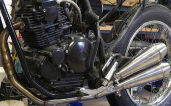 Выхлопную систему своими руками на мотоцикл